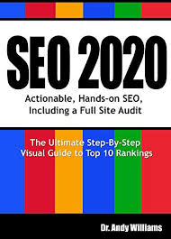 8 - Top Best & Most Recommended SEO Books to Read for 2020