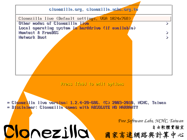 """clonezilla - Top Open Source """"Disk Cloning/Backup"""" Tools for Linux administrator"""