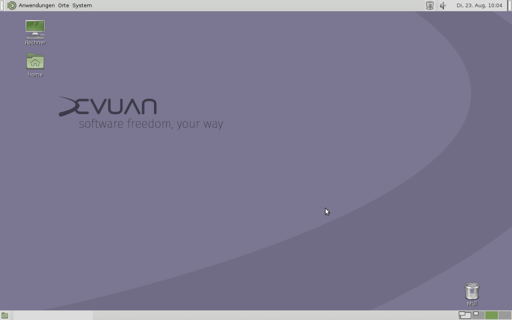 devuan linux 1024x640 - The 10 Best Debian-based Linux Distributions