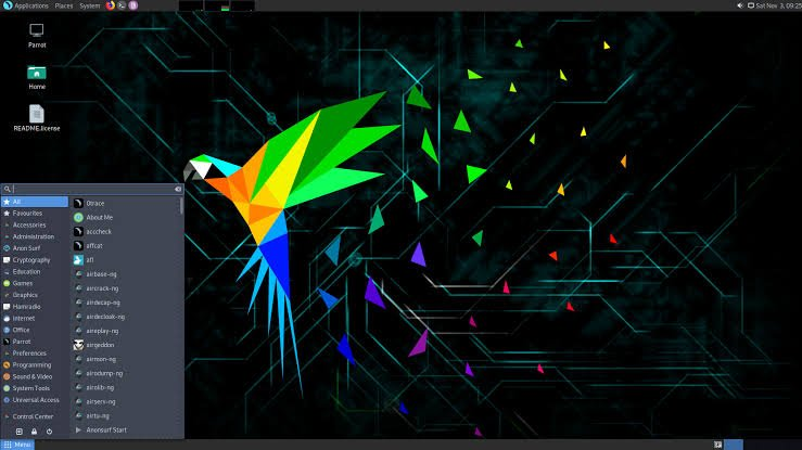 parrot os - The 10 Best Debian-based Linux Distributions