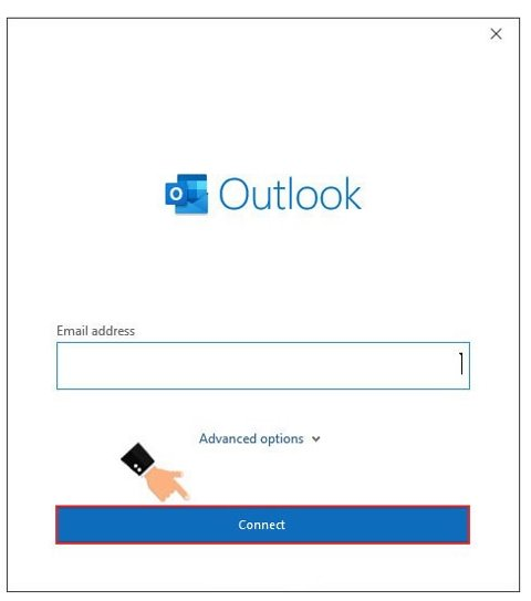 active outlook for site1 - How Setup Outlook with Email Hosting (Cpanel)