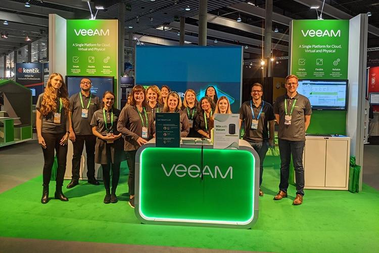 Veeam Backup & Replication v11 released