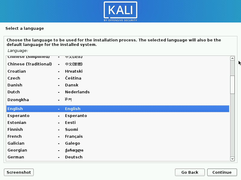 install kali linux complete steps 02 - How to install KaliLinux in VirtualBox