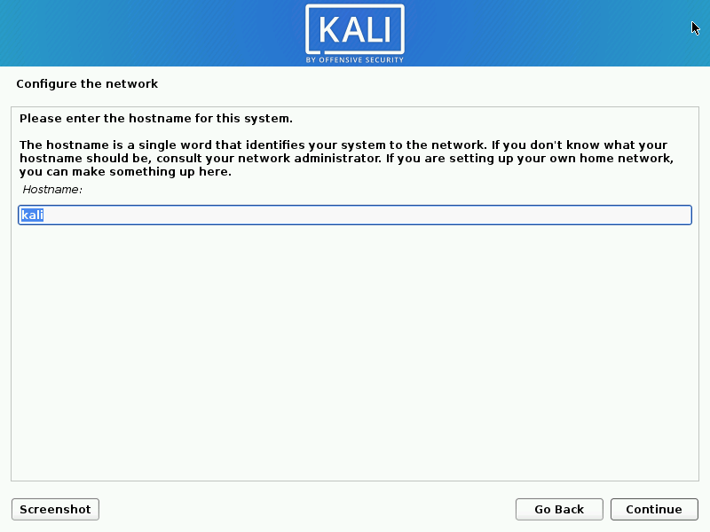 install kali linux complete steps 06 - How to install KaliLinux in VirtualBox