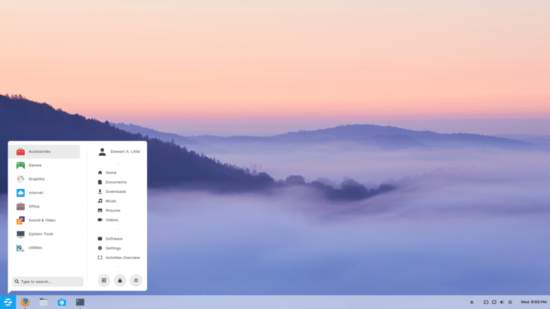 800px zorin os 15 - Linux lovers read, the best Linux distributions of 2021