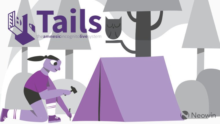 Anonymous OS Tails 4.19 Improves Automatic Upgrades, Adds Password Feedback for sudo