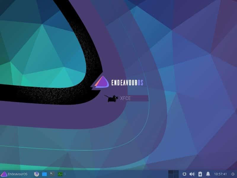 EndeavourOS Linux Has a New ISO Release